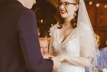 1940s wedding inspiration / http://cwtchthebride.com/tips-for-planning-an-authentic-vintage-wedding-1940s/