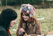 1960s wedding inspiration / http://cwtchthebride.com/tips-for-planning-an-authentic-vintage-1960s-wedding/