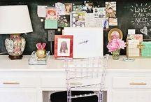 Mood Board: Home Office