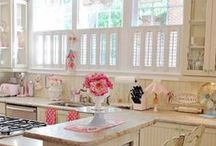 New Kitchen Ideas / by Lisa Rose