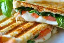 Sandwiches / by Jen Schorling