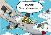 Humour and comics / To look at Customer Experience and Cloud in a different way ;)