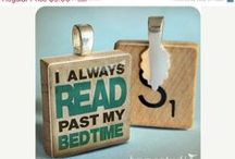 Reading & Bookish Stuff / For the love of the written word... / by Marjod