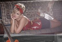 Miranda Lambert / My favorite artist because she is not afraid to speak her mind or to be wild and crazy! She's definitely All Kinds of Kinds!  / by Jamie Wilson