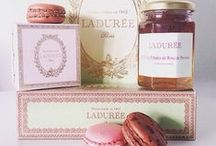 Pâtisserie et Chocolat / French pastries, chocolate and all sweet things