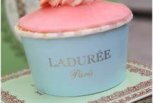 Ladurée Theme / by Mieko Ruquet