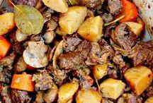 Crock 'n Roll / Recepten in de slowcooker of crockpot. Geen omkijken naar en super lekker!