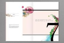 Editorial Design / A collection of reports, booklets, leaflets, and other beautiful examples of editorial design.