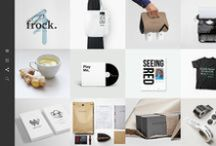 Web Design | Portfolios / Inspiring portfolio, studio and personal branding website design.