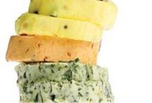 BUTTERS, DIPPING SAUCE AND SPREADS / by Vikki Haywood