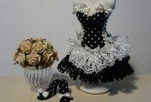 Dress Form - Mannequins / Grote en kleine paspoppen in alle vormen en maten. Van decoratief tot briljant origineel.