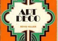 Art Deco / Art deco als inspiratie voor doe het zelf projecten.