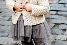 t i n y  h u m a n s / little girl fashion. / by Andy Richards