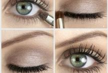 Beauty - Hair, Makeup, Nails / Hair styling tips and ideas, and makeup inspiration.