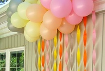 Party Ideas / by Lindsey Kasecamp