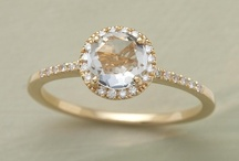 Ring Love / Ring Ideas. For me. One Day. Hint Hint.