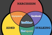 Social Media / Funny and Informative pins from the Social Media realm :D