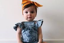 Rock Your Baby Stars! / Share pictures of your little star rocking their Rock Your Baby style!