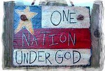 4th of July.....Proud to be an American! / by LexAnn Kienke