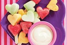 snacks / by Leighsa O'Shea