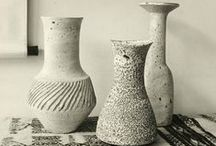 Modernist lady potters / 20th century ceramistes