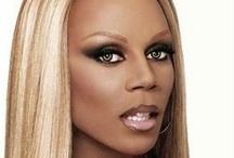 Don't be a Drag. Just be a Queen / Werk it out, girrrrrrrrrrrrrrrrrrrl!!!!!! No tea, no shade, hunty! / by Jason Watkins