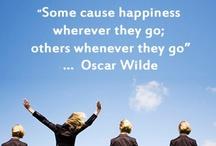 Oscar Wilde / by Jason Watkins