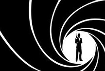 "James Bond / ""Bond. James Bond."" - James Bond / by Michael Waller"
