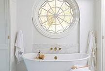 Bathroom Decor / Find designer bathroom shower curtains, towels, and more from beddingstyle.com.