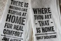 There's No Place Like Home - Quotes / There's no place like home. This board has quotes that we love about the Home, Sleep, and Bedroom wall quotes. You will love to repin these quotes or maybe even add one of the quotes to your own bedroom wall! / by BeddingStyle.com