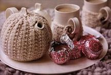 Cosies / Knitted tea and mug cosies