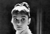 'The' Woman / Audrey Hepburn / by Seda Sozugecen