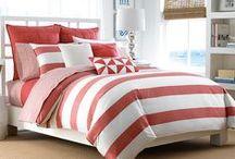 Stripes / by BeddingStyle.com