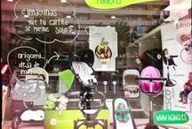 puntos de venta Origami / Los Distribuidores Oficiales de 4moms nos muestran su cochecito Origami en exposición en sus tiendas