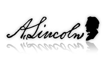 Abraham Lincoln / Henry Joy, president of the Packard Motor Car Company, was elected president of the new association and it was his suggestion to dedicate the road to the martyred Abraham Lincoln.
