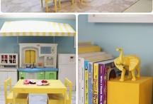 Playroom Ideas / by Jenn Bailey
