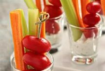 Appetizers and Food Ideas