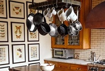 Vintage-Inspired Kitchens / Ideas for vintagey kitchen remodels