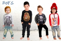 RYB Kids Fashion Winter 2013 / Drum roll please........here is a snap shot of our 2013 winter range.  / by Rock Your Baby