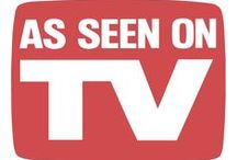 In The News / See news segments and reviews on Telebrands.