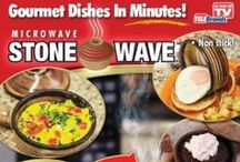 Stone Wave  / News, reviews and more on the ceramic stoneware that allows you to make gourmet food in minutes!