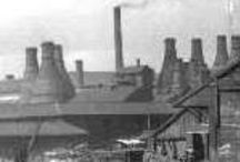 Stoke-on-Trent / The Potteries