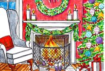 Holidays - Christmas / by Sharon Rogers-Anderson