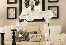 Decor Inspiration / Here are some home and office decorations that we love!!