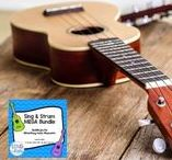 Music Education: Ukulele / I LOVE using ukuleles in my elementary music class.  This board is dedicated to teaching resources and songs for ukuleles.