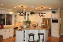 Home - Kitchens / by Sharon Rogers-Anderson