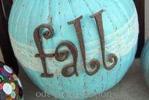 Fall... / by Lindsey Varner