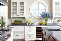 Dream Kitchens / by BeddingStyle.com