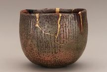 Kintsugi / Japanese gold mending