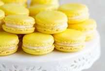 Dessert: French Macarons / I love macarons so much. It just makes sense to have a dedicated board for macarons!